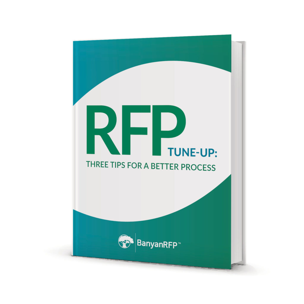 RFP Tune-Up eBook | BanyanRFP